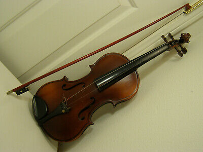 Violin by Jackson Guldan Co. Stradivarius Cemonenfis Faciebat Anno 17 With Case
