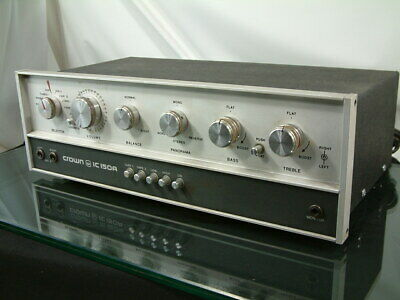 Vintage Crown IC-150A Preamp Model: ICA