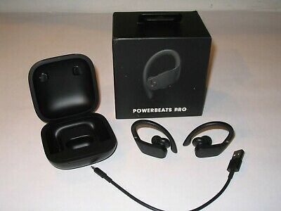 MINT Beats by Dr. Dre MV6Y2LL/A Powerbeats Pro Totally Wireless Earphones BLACK
