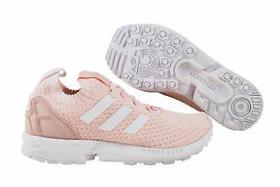 Adidas AH2430 NMD Racer Primeknit Chaussures Femme Rose Blanche