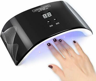 Lavender Violets 24W Usb Led Uv Nail Lamp Professional Gel Polish Nail Dryer Lig