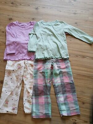 Girls Brand New Pyjamas Age 3-4 From NEXT