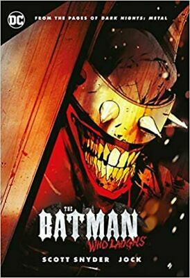 DC - The Batman Who Laughs by Scott Snyder (Hardback)