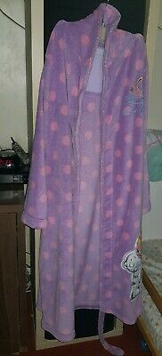 Next Girls Dressing Gown Size 13-14 Years Me2You