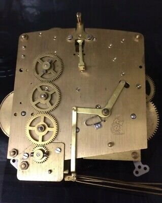 Perivale Clock Movement Spares And Repairs
