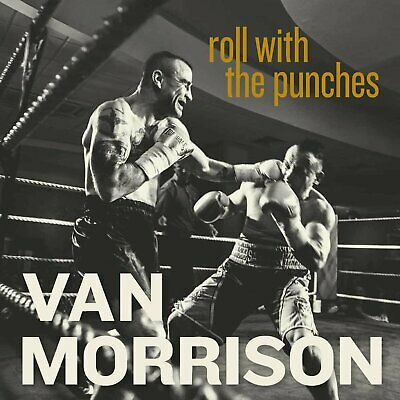 Van Morrison - Roll with the Punches (2017)  CD  NEW/SEALED  SPEEDYPOST