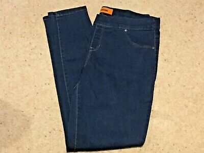 BNWOT  Blue Denim Stretch Jeggings Size 12