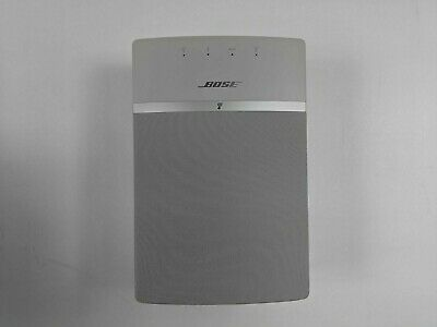 Open Box Bose SoundTouch 10 Wireless Speaker Music System White - DS1907