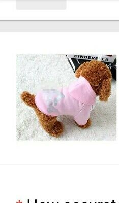 New Adidog Dog Hoodies Winter Warm Sports Apparel Coat Clothes For dogs