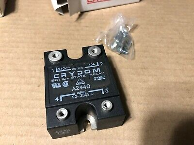 Crydom, Solid State Relay, A2440