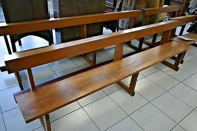 Large Church Pew 264cm ##BREcol