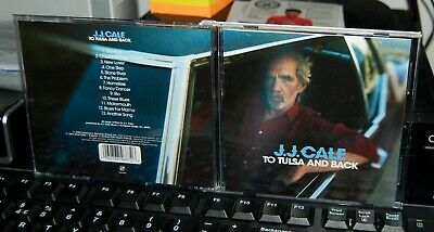 """J.j. Cale.  """" To Tulsa And Back """"  Cd Usa 2003. Nm Cond."""