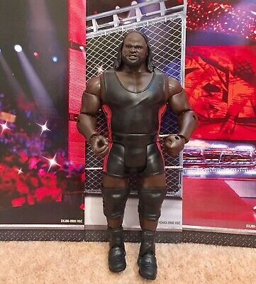 WWE Mattel action figure BASIC Series WSM MARK HENRY raw kid toy PLAY Wrestling