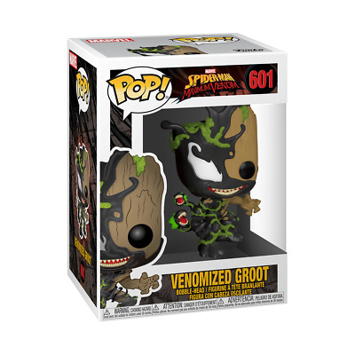 Funko Pop! Marvel Spiderman Maximum Venom - Venomized Groot #601
