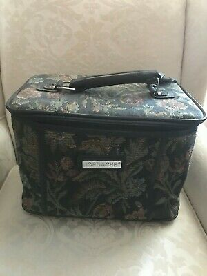 Jordache Makeup Travel Luggage