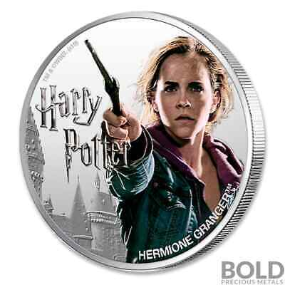 2020 Fiji Harry Potter 1 oz Silver Proof (Hermione Granger)