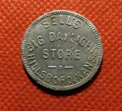 Approx 1936 US Bottle Tokens Highland Park Ginger Ale Co Mich Lot of 2 TC-10504