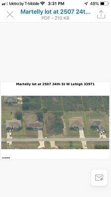 Florida property Leighih Acres Fort Myers