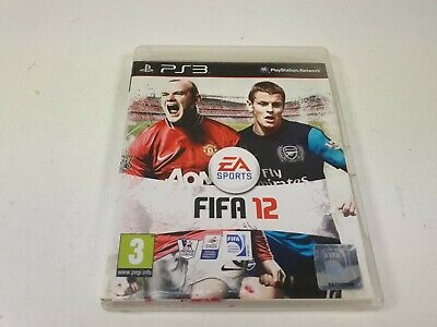FIFA 12 (Sony PlayStation 3, 2011) PS3 Game