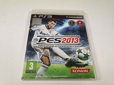 PES 2013 - Pro Evolution Soccer 2013 (Sony PlayStation 3/PS3, 2012) Complete