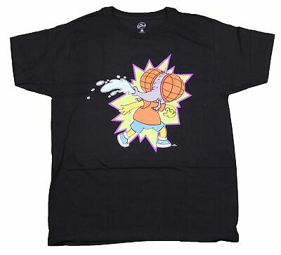 The Simpsons Treehouse of Horror Bart Simpson Fly Boy Bart Cartoon T-Shirt Tee