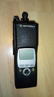 Motorola XTS5000R Model II 800Mhz P25 Radio H18UCF9PW6AN - No Encryption Module
