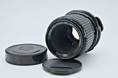 [EXC+++++] SMC Pentax 67 Macro 135mm f/4 Lens for Pentax 67 67 II From JAPAN