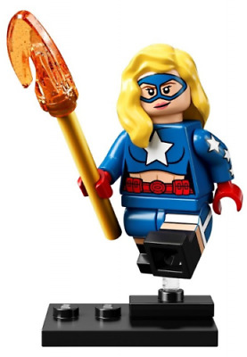NEW DC SUPER HEROS LEGO MINIFIGURE​​S SERIES 71026 - Star Girl