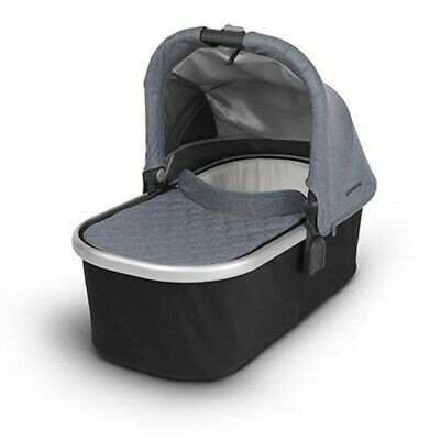 Uppababy VISTA CRUZ ALTA Bassinet BRAND NEW IN BOX - Grey (Jordan)