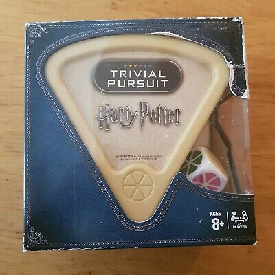 Harry potter trivial pursuit Game winning moves brand new