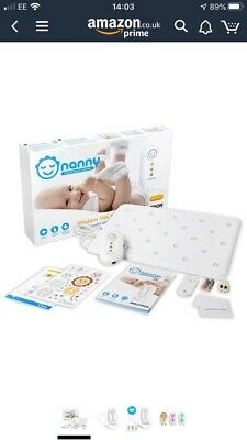 Nanny Baby Sensor Breathing Monitor. Very Good Condition