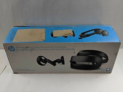 Open Box HP VR Windows Mixed Reality Headset with Controllers - DS1951