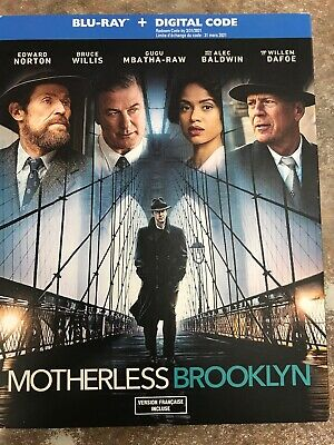 Motherless Brooklyn HD ** Canadian Digital Code **