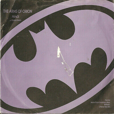 Prince-The Arms Of Orion (Warner W 2757) 1989