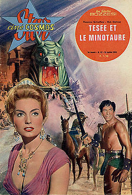 Minotaur, The Wild Beast Of Crete  (1960)