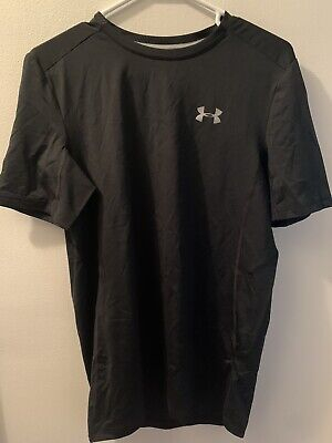 Under Armour UA Mens short sleeve CoolSwitch HeatGear Fitted shirt Small NWT