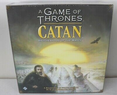 A Game of Thrones Catan Brotherhood of the Watch New Free Shipping