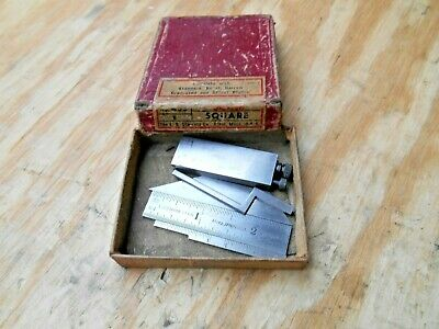 Starrett No. 453 Die Makers Square