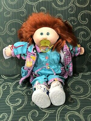 Cabbage Patch Doll  Punk Rocker