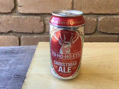 Collectable Tooheys 2014 To Ho Ho Eys Christmas Ale 375mL Beer Can.