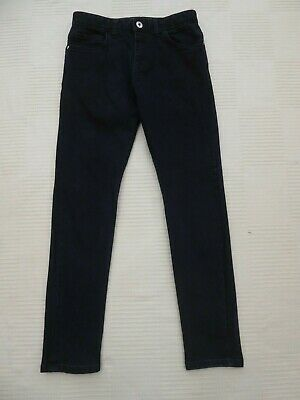 "Next Skinny mens'/boys' dk denim stretch jeans W 29"" i'lg 28.5"" Label W 28 S"