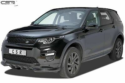 Landrover Discovery 5 Sport Headlight Brows Eyebrows Eyelids Masks 2017+