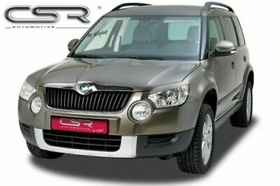 Skoda Yeti 5L Headlight Brows Eyebrows Eyelids Masks 2009+