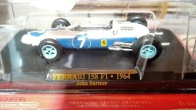 Modellini Ferrari Collection Scala 1/43 Diecast 158 F1 Ixo Formula 1 Modellismo