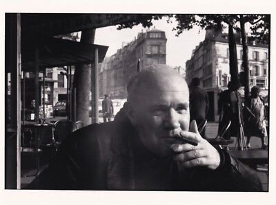 JEAN GENET by CARTIER-BRESSON in 1963. Iconic portrait.