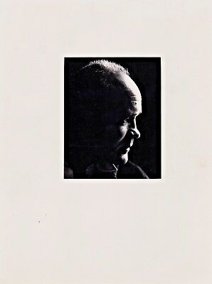 JEAN GENET by PHILIPPE HALSMAN in 1951.
