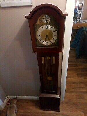 Grandmother Longcase Westminster Chime Clock not working due to house move