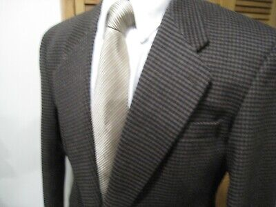 Gianfranco Ruffini Italy Collection Cashmere Blend Sport Coat Blazer Jacket  42R