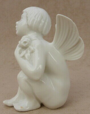 Royal Copenhagen Dahl Jenson Seated Fairy Number 1163