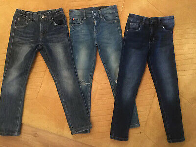 Next & Others Jeans  Bundle Boys Age 8 Excellent Condition . Slight Mark On One